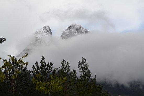 Vista del Pedraforca