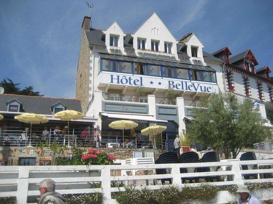 Hotel BelleVue : l'hôtel lui même