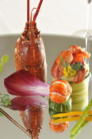 Loulou Cote Sauvage: le homard du paresseux