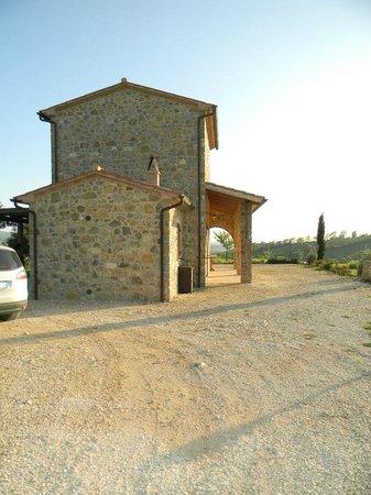 Casale Il Grottino : la villetta