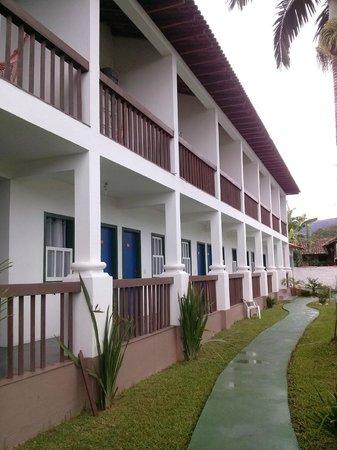 Pousada Paradiso : Apartamentos