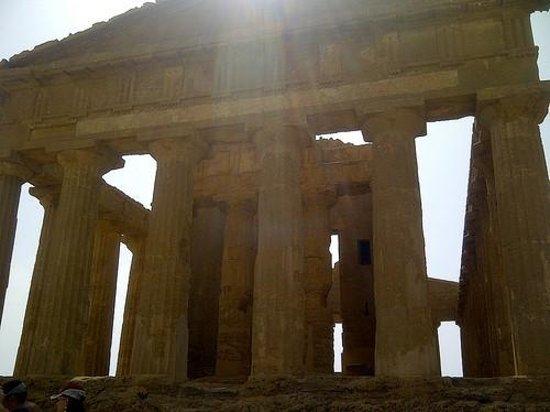 Tempio della Concordia: Agrigento 4