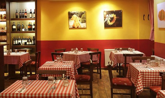 Beautiful Traditional Restaurant Review Of Hungari Bisztro Budapest Hungary Tripadvisor