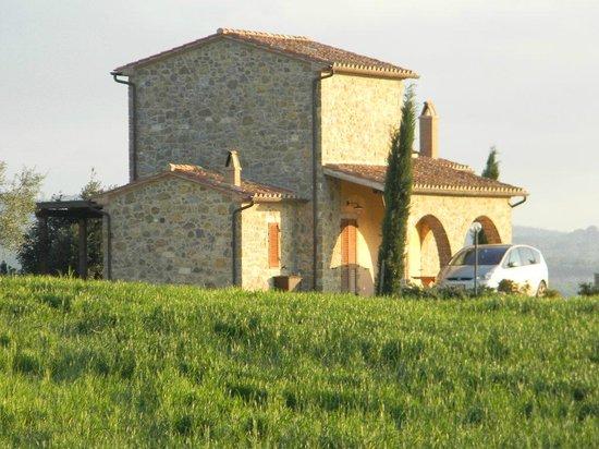Casale Il Grottino: la villetta