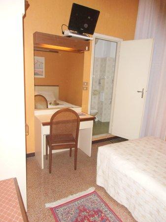 Hotel Vittoria Orlandini: Einzelzimmer