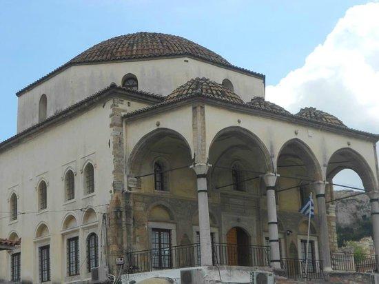 Monastiraki: Old Mosque