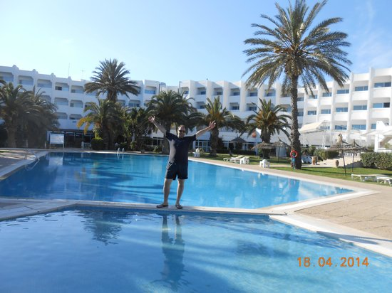 Palm Beach Club Hammamet: piscine