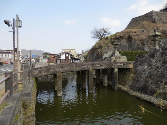 Usuki Castle Ruin: 古橋