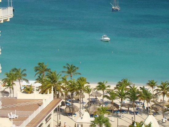 Hotel Riu Palace Aruba: Water