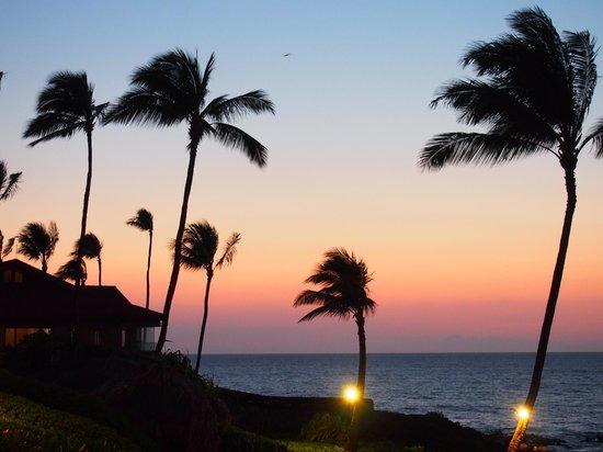 Four Seasons Resort Maui at Wailea: Beautiful Sunset