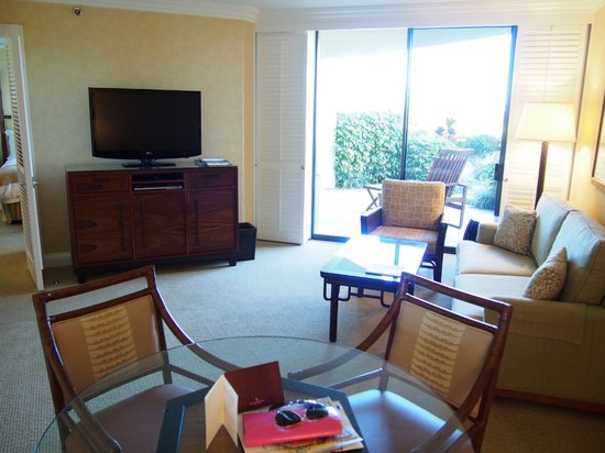 Four Seasons Resort Maui at Wailea: One Bedroom Garden Suite