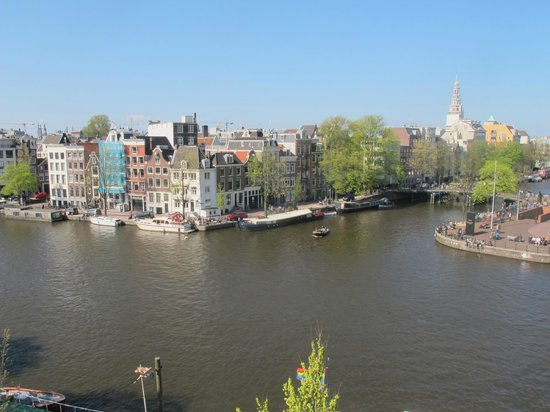 Hampshire Hotel - Eden Amsterdam: View fro room 524