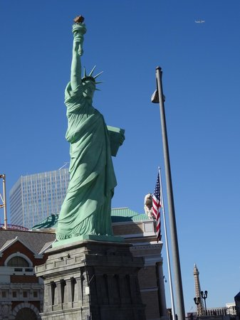 New York - New York Hotel and Casino: New York New York