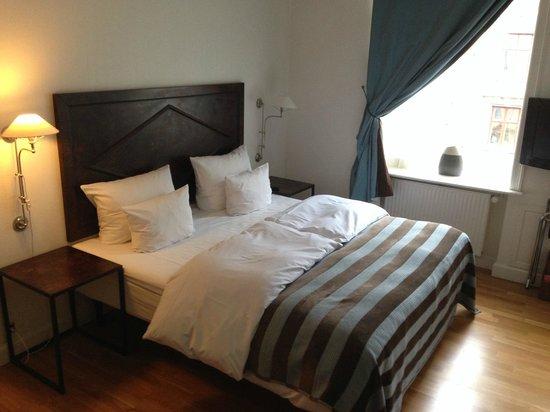 Hotel Kong Arthur : superior room