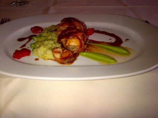 Fredrick's Hotel Restaurant Spa: dinner