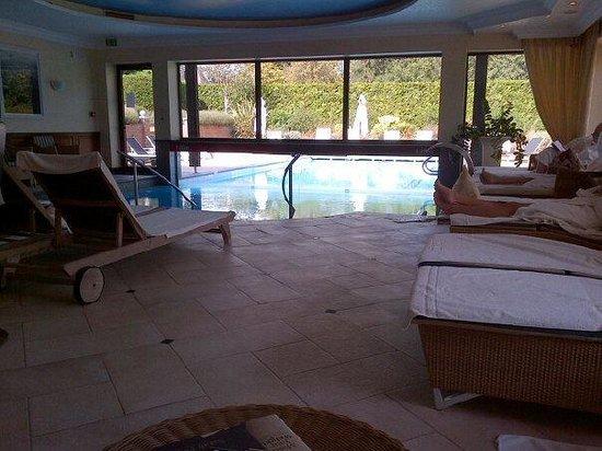 Fredrick's Hotel Restaurant Spa: Pool Area