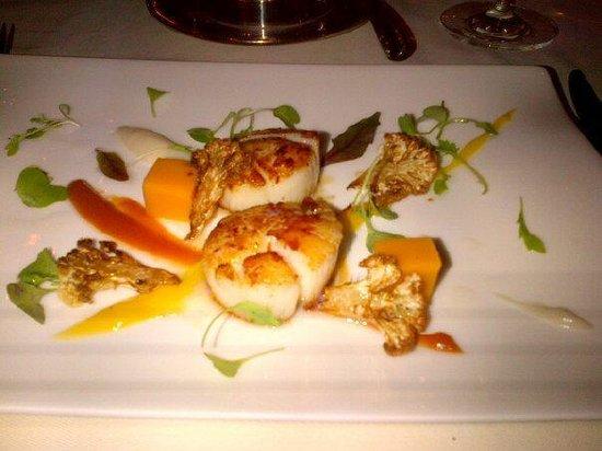 Fredrick's Hotel Restaurant Spa: Lunch