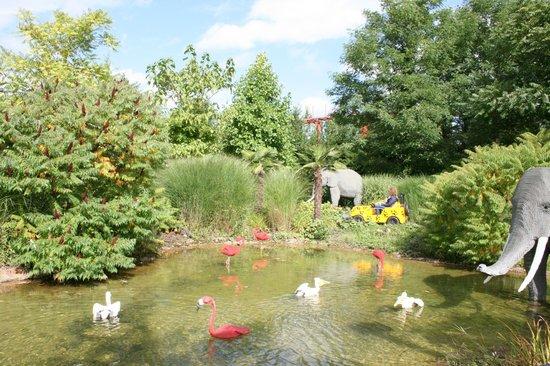 Günzburg, Tyskland: Legoland