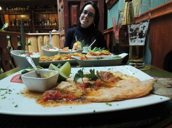 Indio Feliz Restaurant Bistro: El Índio Feliz