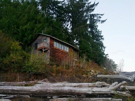 Lochaerie Resort: Christie cabin