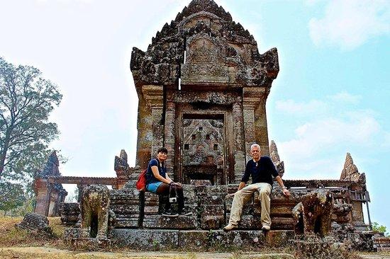 Angkor Private Tour Guide