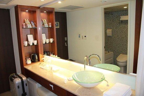 Best Western Premier Hotel Kukdo: SdB