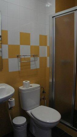 Albergue Inturjoven Huelva : Ванная комната