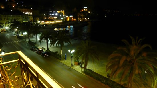 Lido Palace Hotel: View from the balcony