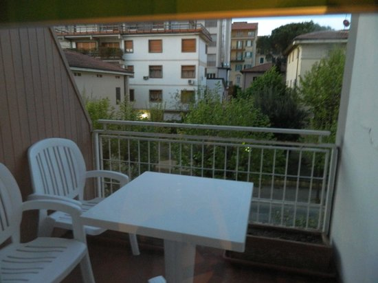 San Marco Hotel : the little balcony