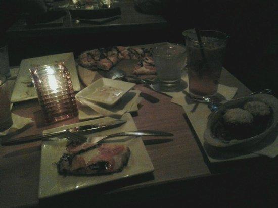 Embargo : dinner