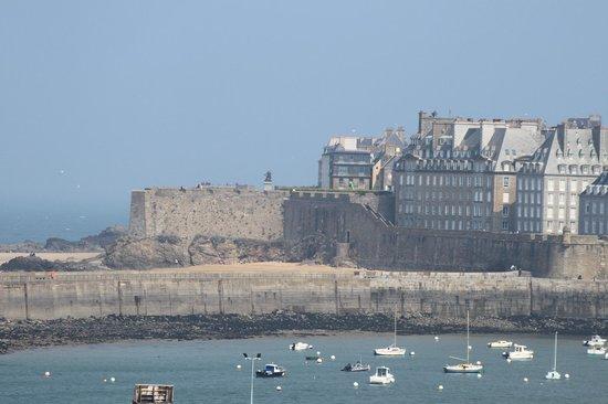 Les remparts de Saint-Malo : 1