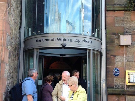 Milla Real: The Scotch Whisky Experience
