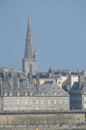 Les remparts de Saint-Malo : 2