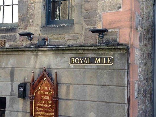 Milla Real: The Royal Mile