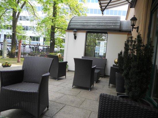 Novum Hotel Kronprinz Berlin: Giardino Hotel