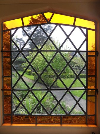 Hill Close Gardens: Amazing views