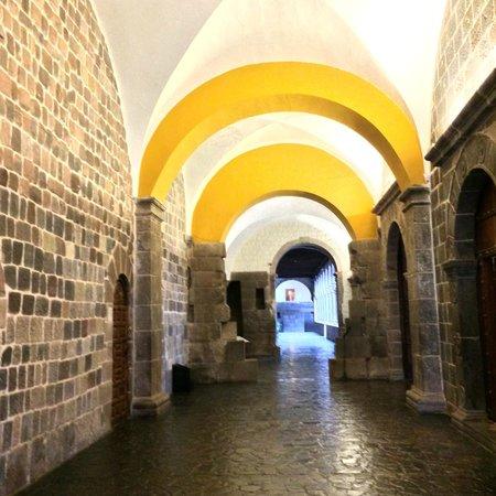 Convento de Santo Domingo: intérieur