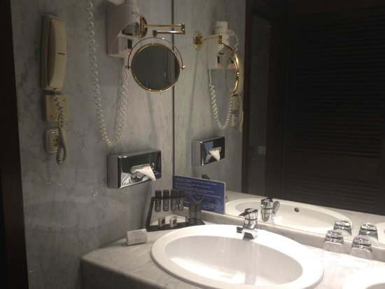 Meliá Salinas: Baño