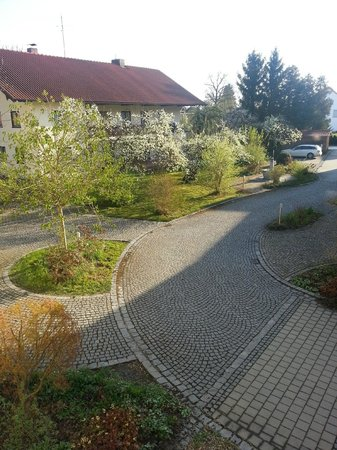Hotel Nummerhof: Вид на отель