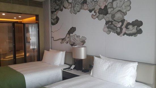 Four Seasons Hotel Shenzhen: The Childrens bedroom