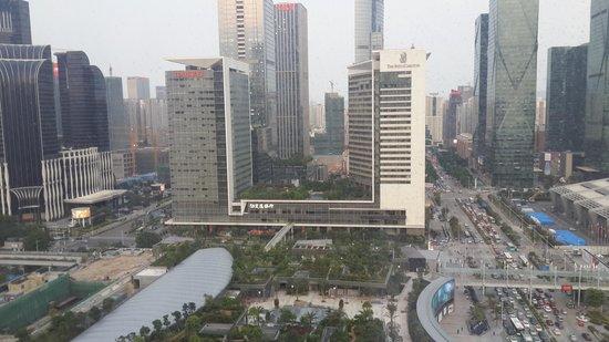 Four Seasons Hotel Shenzhen: View