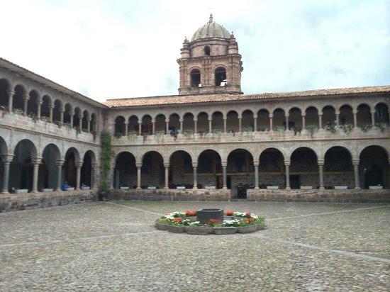 Convento de Santo Domingo: cloître