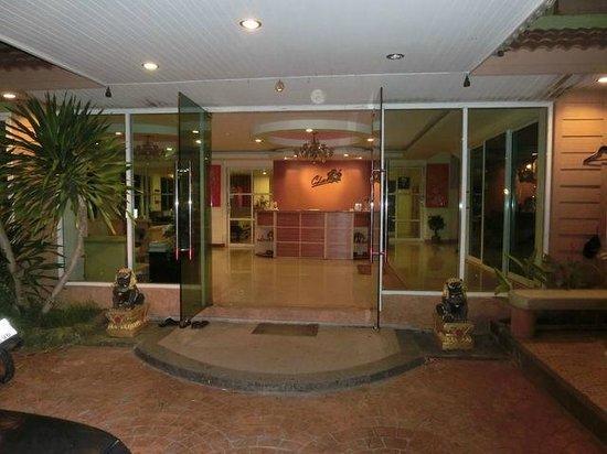 Chaba Suvarnabhumi Airport: ロピー
