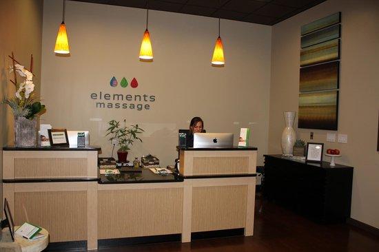Campbell, Kalifornien: Front Desk