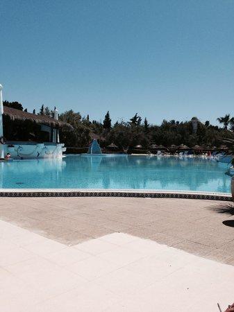 Hammamet Garden Resort & Spa : Piscine extérieure