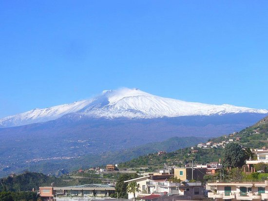 Agriturismo Il Noceto: Etna