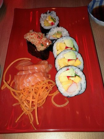 Fuki Sushi Bar: A little extra