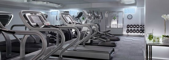 Sls South Beach Fitness Center