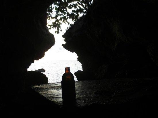 One Love Bus Bar Crawl: Caves of Xtabi