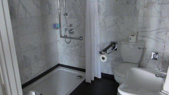 The Marylebone: la salle de bain